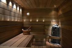 Pilarikiukaan valinta - kiuas on saunan sydän - Sun Sauna Oy Saunas, Bathroom Design Small, Bathroom Interior Design, Sauna Lights, Portable Sauna, Sauna Heater, Sauna Design, Design Design, Design Ideas