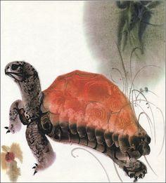 "Alfred Könner, ""Bilderzoo"" by Illustrator Mirko Hanák Animal Paintings, Animal Drawings, Japanese Drawings, Animal Fashion, Watercolor Animals, Chinese Painting, Chinese Art, Watercolor Illustration, Painting Inspiration"