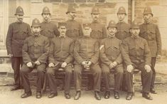 Cornwall police in 1891 Police Uniforms, Police Officer, Cornwall, Chevron, Badge, Arms, History, British, Group