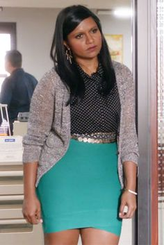 Outfit worn by Mindy Lahiri in The Mindy Project!