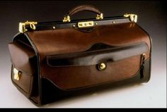 416d04dfb871 Edgar Leather Doctor Bags, Doctors Bag, Leather Doctor Bag Leather Luggage,  Leather Wallet