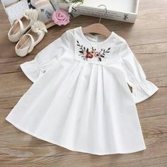 Obsessed with this boho dress for baby girl!