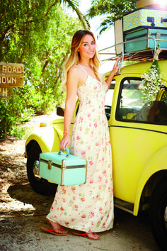 I don't even like Kohl's but the LC Lauren Conrad line has been on a roll lately - Chic Peek: My July Kohl's Collection