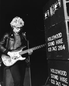 Achtung Baby, Adam Clayton, Could Play, A Guy Who, End Of The World, Rock And Roll, Joker, U2, Hollywood