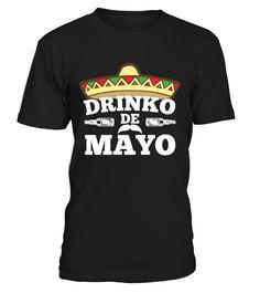 Drinko De Mayo Funny Mexican Humor Gift  Funny Oktoberfest T-shirt, Best Oktoberfest T-shirt