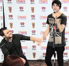 Rian seems like he's jealous of what Alex and Jack have sometimes????