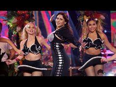 Rosa López imita a Thalia - Tu Cara Me Suena - YouTube