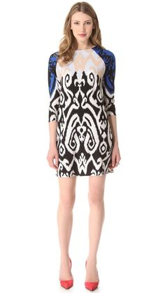 Tibi Jasmine Shift Dress. LOVE