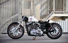 MC Harley-Davidson XL 1200 Sportster replica 71