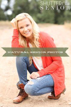 Senior Photo Ideas for Girls | Senior Picture Poses | ShutterChic Photography