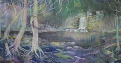 New Blood Art | Clapton by Sophie Baker | Buy Original Art Online | Artworks by Emerging Artists for Sale
