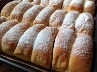 Lekváros bukta Nutri free Mix per Pane lisztből Sin Gluten, Dairy Free, Gluten Free, Hot Dog Buns, Healthy Living, Muffin, Paleo, Bread, Recipes