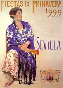 Sevilla. Fiestas de Primavera, 1999.