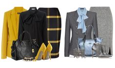 Fashion Style Mag » Chic Office Dress Code - Editor's Style - Fashion Style Mag