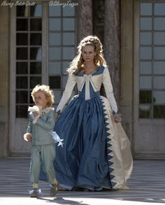 Diane Kruger as Marie Antoinette in Farewell, My Queen (2012).