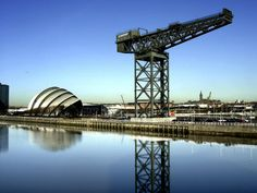 This month we feature the huge crane at Finnieston, on the banks of the River Clyde in Glasgow. It is a hugely impressive bit of kit, once used to move whole trains from low-loaders onto ships.