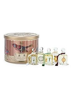 Penhaligons Ladies` Fragrance Collection 5 x 5ml http://ow.ly/qGPN9