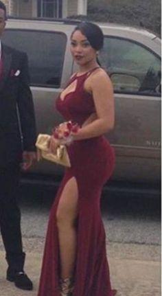 Girls sexy prom