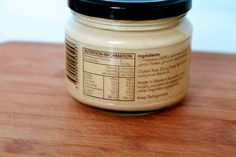 Jules Hummus Branding and Packaging Glass Packaging, Sierra, Free Coloring, Hummus, Dairy Free, Dips, Mason Jars, Garage, Nutrition
