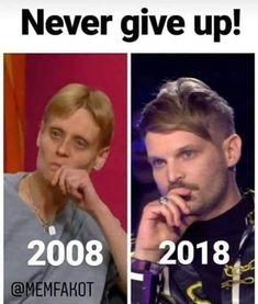 Never Give Up, Puns, Funny Jokes, Haha, Entertaining, Bullshit, Memes, Humor, Clean Puns
