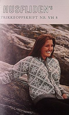 Wooly Jumper, Norwegian Knitting, Scandinavian Pattern, Knitting Stitches, Winter Coat, Knit Crochet, Sweaters, Sink, Tejidos
