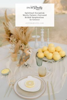 We're elated to share this modern, desert landscape shoot, as it's not only one of a kind, but also one of the most stunning editorials we've ever seen. Photography: @thanosasfis #greece #greecewedding #weddingphotography #destinationwedding #destinationweddingphotographer #lemondecor #weddingtable Desert Landscape, Greece Wedding, Destination Wedding Photographer, Wedding Table, Wedding Styles, Style Me, Spirituality, Wedding Inspiration, Wedding Photography