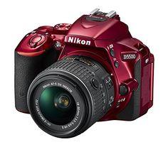 Nikon D5500  18-55 / 3.5-5.6 AF-S G DX VR II - Cámara digital (importado)