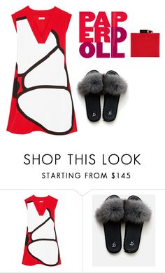 """""""Untitled #681"""" by polyvoresets12 ❤ liked on Polyvore featuring Kenzo and Lulu Guinness"""