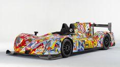 """La Art Car officielle des 24H du Mans 2013"" de Fernando COSTA dit ""COSTA"""