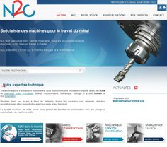 N2C : machines outils d'occasion