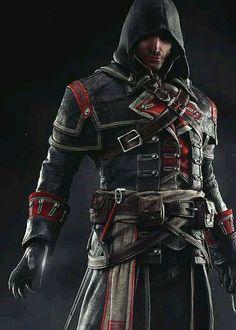 Shay - Assassin's Creed Rogue