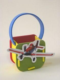 cesta bolsa Aviões da Disney  -  cortes para montar  www.petilola.com.br