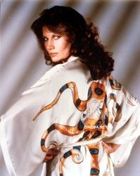 Maud Adams plays the eponymous character in Octopussy.  Only woman to grace the Bond movies Twice.