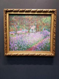 Monet in the Musée de Orsay