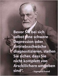 swag with freud - lang - Humor Sigmund Freud, Motivation Statement, Nicola Tesla, Wisdom Quotes, Life Quotes, True Words, Proverbs, Slogan, Life Lessons