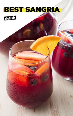 Every Party Needs A Good SangriaDelish