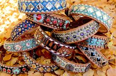 Western Style Dog Collars for Fashionistas – Meet Heritage Brand on Bark and Swagger #worksofart