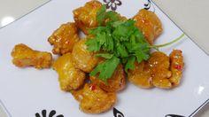 Thai Sweet Chilli Chicken Bites