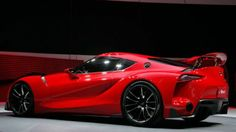 Future: Toyota F-1