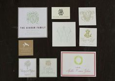 Grammarcy Fine Papers, Atlanta Georgia, Wedding Invitations