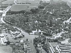Hele oude foto nog van Zwolle....