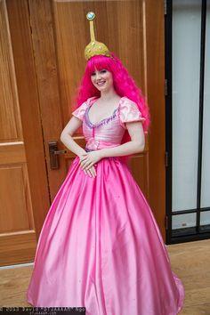 """Princess Bubblegum, Katsucon 19 - Saturday - Cosplay from David """"DTJAAAAM"""" Ngo"""