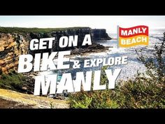 Manly Bike Tours - Hire a Bicycle and Explore Manly Stuff To Do, Things To Do, Good Things, Jet Plane, Sydney, Bicycle, How To Get, Tours, Australia