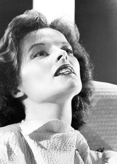 Katharine Hepburn, c. 1930s.