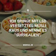 LSD-Müsli | Webfail - Fail Bilder und Fail Videos