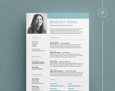 Resumes that help you make a great first impression! by KekeResumeBoutique Resume Tips, Resume Cv, Resume Design, Resume Help, Resume Examples, Cv Template Word, Resume Templates, Microsoft Word, Design Typography