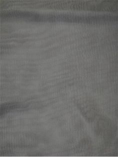 "Voile Ultra Platinum - Voile drapery fabric. 118"" WIDE Sheer drapery fabric for curtains, window panels or party decorating fabric. Flame retardant- Passed NFPA 701 Standards. 100% easy care polyester. Please Note; 20 yard minimum"