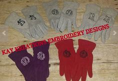 Check out this item in my Etsy shop https://www.etsy.com/listing/167195744/fleece-gloves-gray-monogrammed-itouch