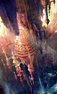Rise of the Guardians art by Felix Yoon (detail) Dreamworks Movies, Dreamworks Animation, Disney And Dreamworks, Rise Of The Guardians, Gravity Falls, Fantasy World, Fantasy Art, Dipper E Mabel, Cartoon Network