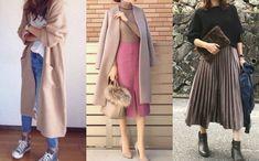 ベーシックで着回しがきくデザインの揃うユニクロ・GU、ついつい頼ってしまいますよね。今回はあえて、他のブランドに注目!40代におすすめの、ユニクロ・GU以外のブランドを使った秋コーデをご紹介します。 Duster Coat, Jackets, Clothes, Beauty, Fashion, Down Jackets, Outfits, Moda, Clothing